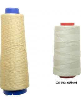 Woollie lock Woolly Nylon Overlocking Thread 8000 metre spool