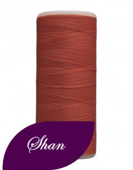 Shan woolly nylon thread 500 yards Colour Vermilion