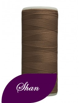 Shan woolly nylon thread 500 yards Colour Rosy brown