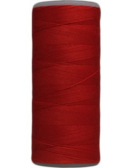Shan fine cotton thread - Colour Red
