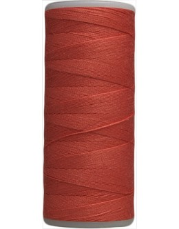 Shan fine cotton thread - Colour Vermilion