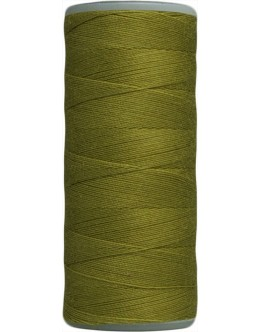 Shan fine cotton thread - Colour Olive green