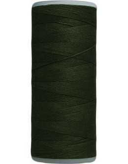 Shan fine cotton thread - Colour Dark green
