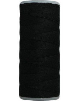 Shan fine cotton thread - Colour Black